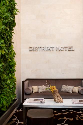 Distrikt Hotel New York City photo 2