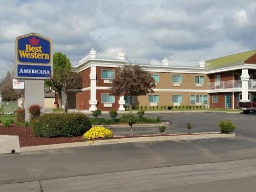 Best Western Americana - Dinuba Photo