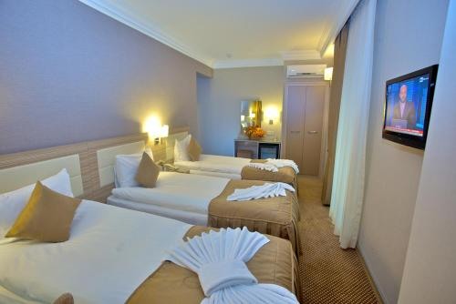 Laleli emin hotel istanbul turkey overview for Istanbul family suites laleli