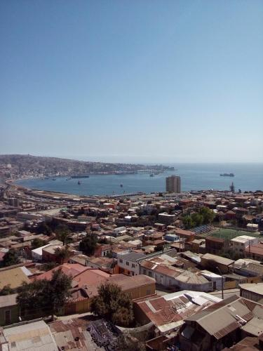 Valparaiso Cerro Baron Photo