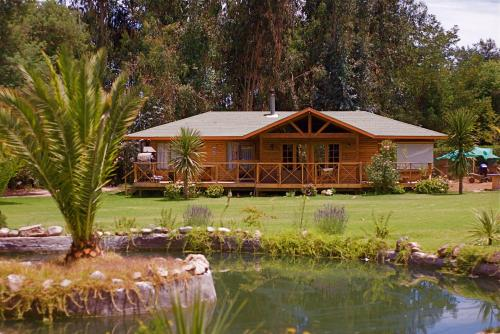 Olmue Natura Lodge & Spa Photo