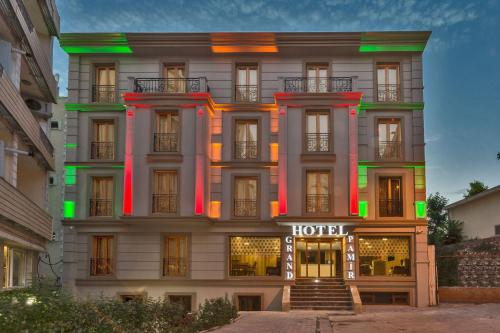 İstanbul Grand Pamir Hotel adres