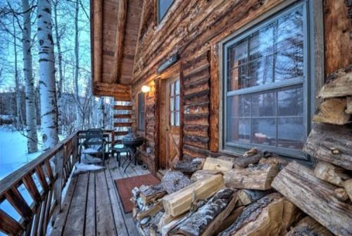 Perry Mansfield- Woodshack Cabin