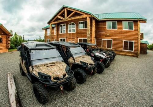 Alaska's Gold Creek Lodge Photo