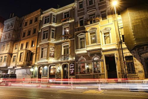 İstanbul Hotel Santa Hill how to get
