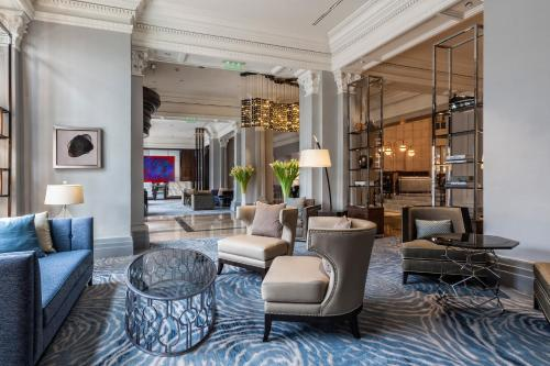 The Ritz-Carlton Budapest - brand new luxury hotel photo 14