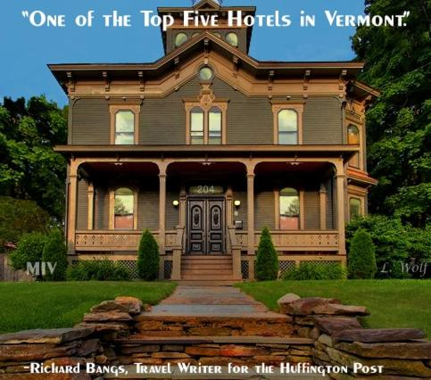 Made Inn Vermont - Urban Chic Bed and Breakfast Photo
