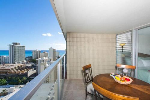 May's Vacation Rental Waikiki 2919 - Honolulu, HI 96815