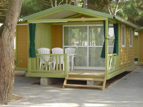 Bungalows Camping Ca&ntilde;os de Meca Los Ca&ntilde;os de Meca