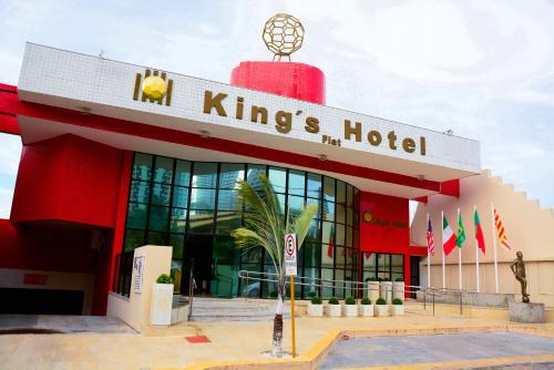 Kings Flat Hotel Beira Mar Photo