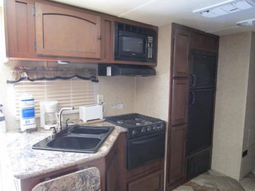 Fiesta Key RV Resort Travel Trailer Two-Bedroom 21 Photo
