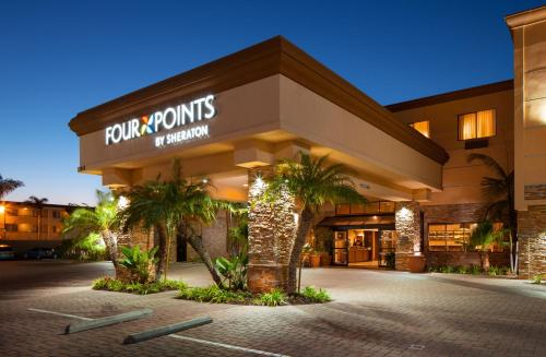 Four Points by Sheraton San Diego - Sea World - San Diego, CA 92110
