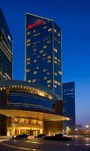 Beijing Marriott Hotel Northeast impression