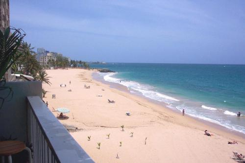 One-Bedroom Condo on Condado Beach