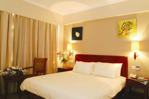 GreenTree Inn BeiJing Haidian District Shijingshan Amusement Park Bajiao East Street Express Hotel impression