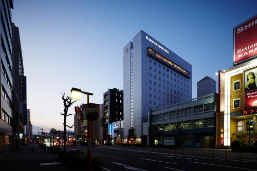 Ariston Hotel Oita, Оита