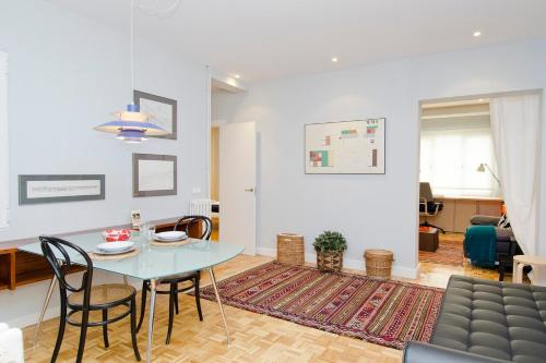 Friendly Rentals Huertas IV - Madrid - booking - hébergement