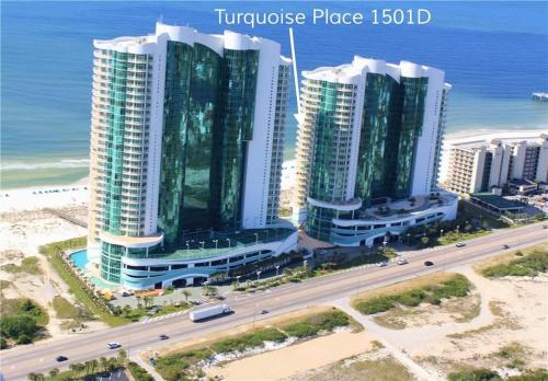 Turquoise Place 1501D Apartment Photo