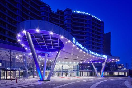 Pullman Istanbul Airport Hotel & Convention Center photo 34