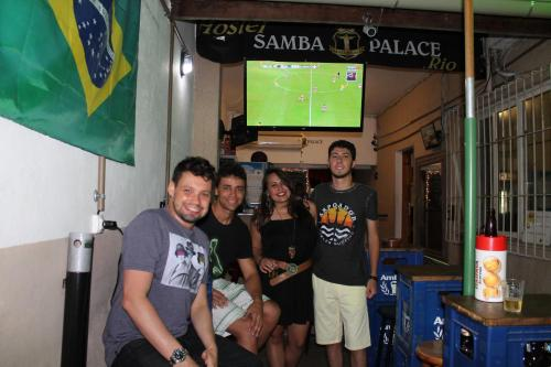 Samba Palace Hostel Photo