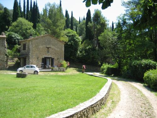 Moulin Des Eaux Vives - grasse -