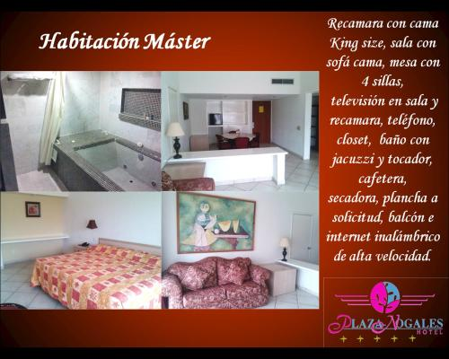Hotel Plaza Nogales Photo