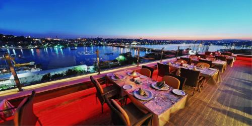 İstanbul Istanbul Golden City Hotel