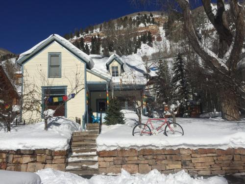 The Blue House Telluride Photo