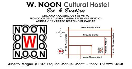 W. NooN Cultural Bed & Breakfast Photo