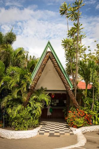 The Shady Rest Hotel, Port Moresby