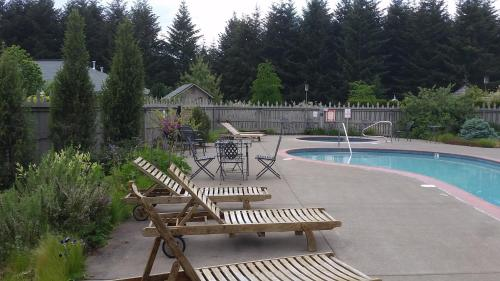 Oregon Garden Resort Photo