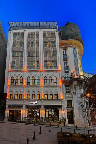 İstanbul The Purl Hotel telefon