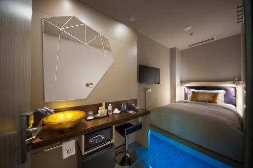 Hotel Clover 7 - singapour -