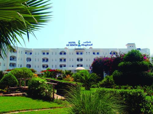 Le Zenith Hotel Photo