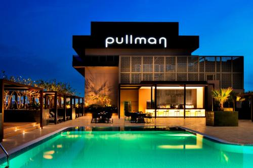 Pullman Dubai Creek City Centre Residences impression