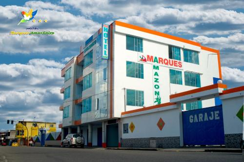 Hotel Marques Amazonico Photo