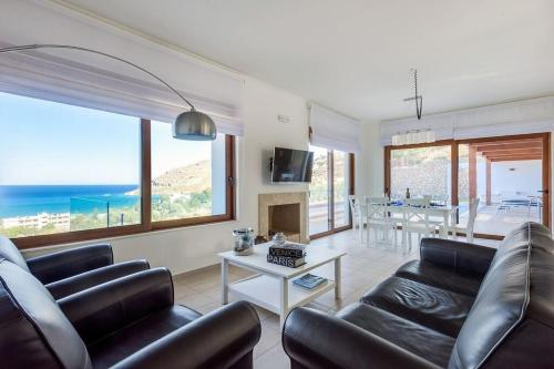 Luxury Villa Efippos with Pool - Vliha, Lindos Greece
