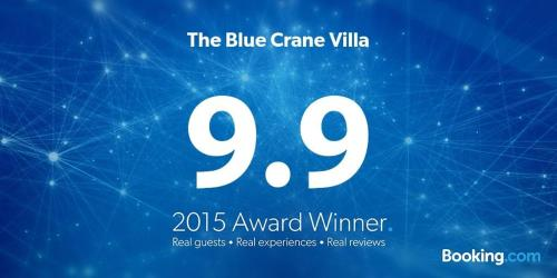 The Blue Crane Villa Photo