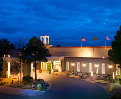 Hilton Santa Fe Historic Plaza Photo