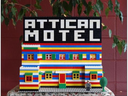 Attican Motel - Darien Lake Theme Park Photo