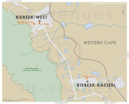 Riebeek Valley Hotel Photo