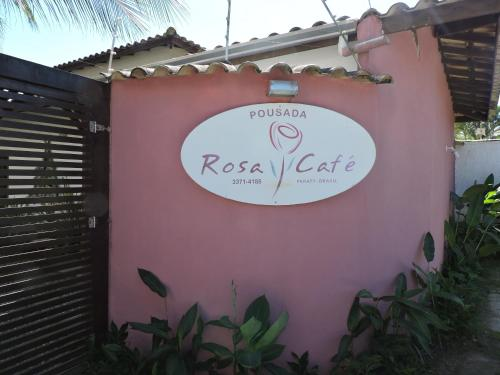 Pousada Rosa Cafe Photo