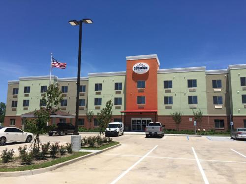 Suburban Extended Stay Hotel Donaldsonville Photo