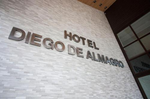 Hotel Diego de Almagro Osorno Photo