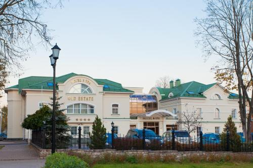 Бизнес-Отель Old Estate Hotel & SPA, Псков