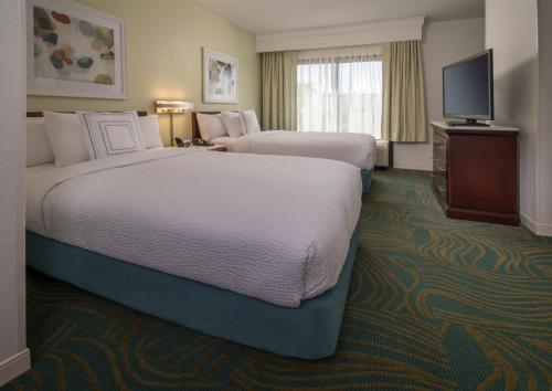 SpringHill Suites Gaithersburg Photo