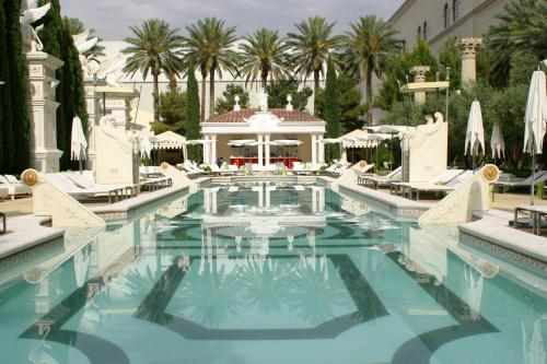 Caesars Palace Hotel & Casino - 3.5 star rating for travel with kids