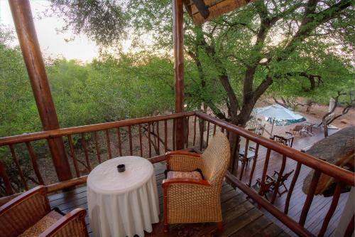 Mvuradona Safari Lodge Photo