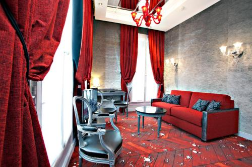 Hotel Champs Elysees Mac Mahon, Paris, Frankreich, picture 78
