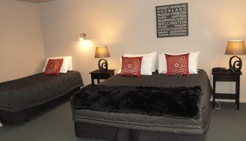 Diplomat Motel - christchurch -